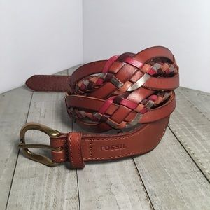 Fossil medium belt